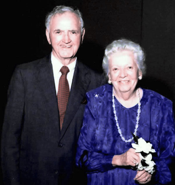 george and fay young